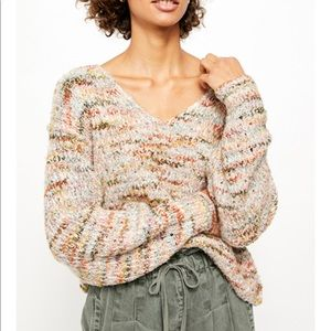 Free People Highland V in Mendocino Size Small